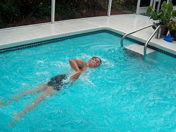 Contact Swimming Machines